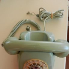 Teléfonos: ANTIGUO TELÉFONO HERALDO - VERDE - AÑOS 70 - TELEFÓNICA ESPAÑA.. Lote 268974479