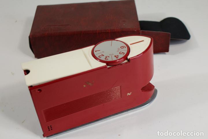 Antigüedades: ufesa - plancha automatica de viaje modelo 28 - Foto 2 - 269026224
