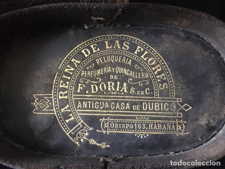 Antigüedades: ANTIGUOS BINOCULARES CON FUNDA, PERTENECÍAN A UN INDIANO EN CUBA - Foto 2 - 269033404