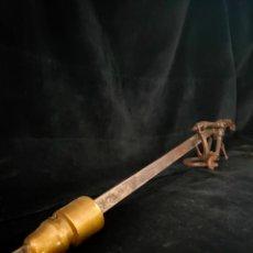 Antigüedades: BALANZA ROMANA ANTIGUA. Lote 269042183