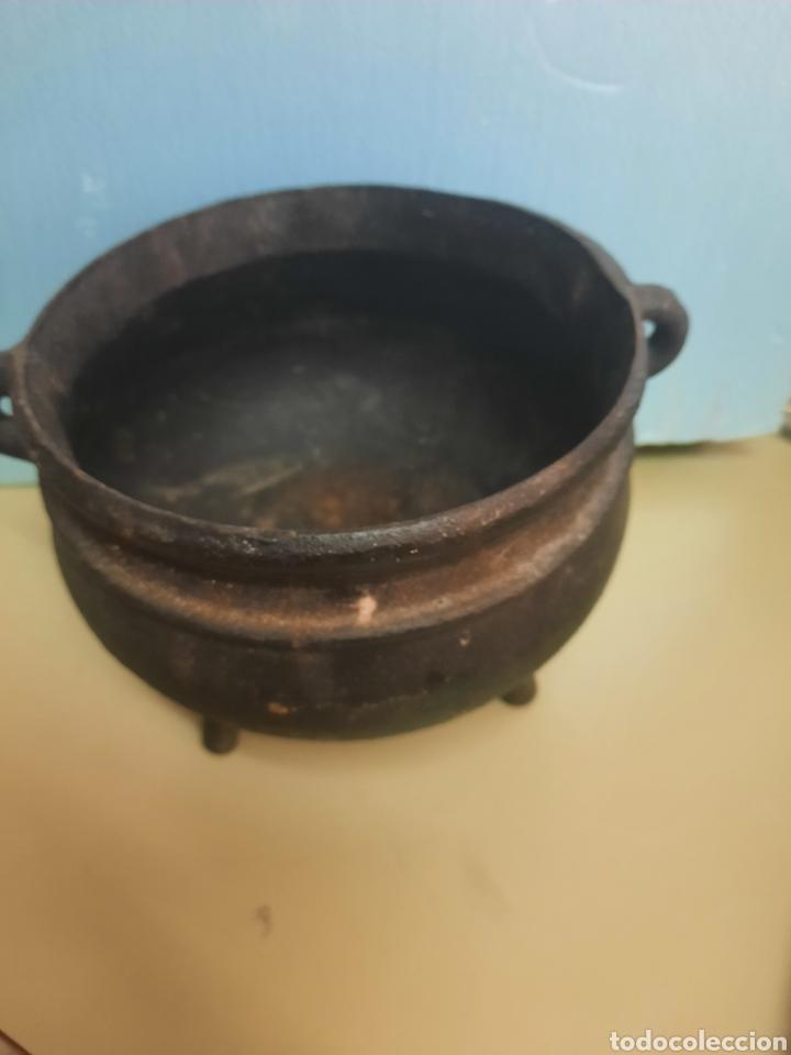 Antigüedades: Caldero olla gallega no tiene tapa - Foto 4 - 269078738