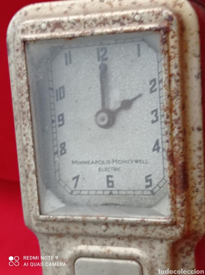 Antigüedades: ANTIGUO TERMOSTATO ELÉCTRICO, MINNEAPOLIS-HONEY WELL ELECTRIC U.S.A. AÑO 1920. - Foto 6 - 269084278