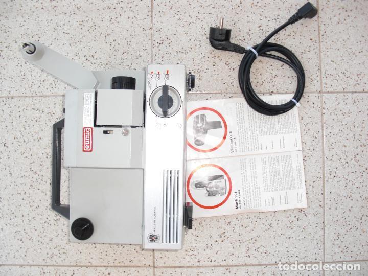 Antigüedades: PROYECTOR CINE SUPER 8 - Foto 2 - 269114648