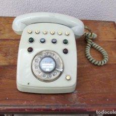 Teléfonos: TELEFONO GRIS DE CNTE, DE 2 LINEAS DE ENTRADA, 6 DE SALIDA. Lote 269118538