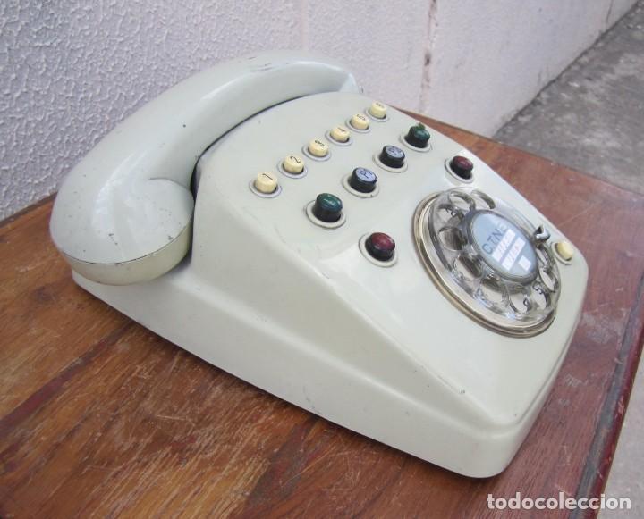 Teléfonos: Telefono gris de CNTE, de 2 lineas de entrada, 6 de salida - Foto 5 - 269118538