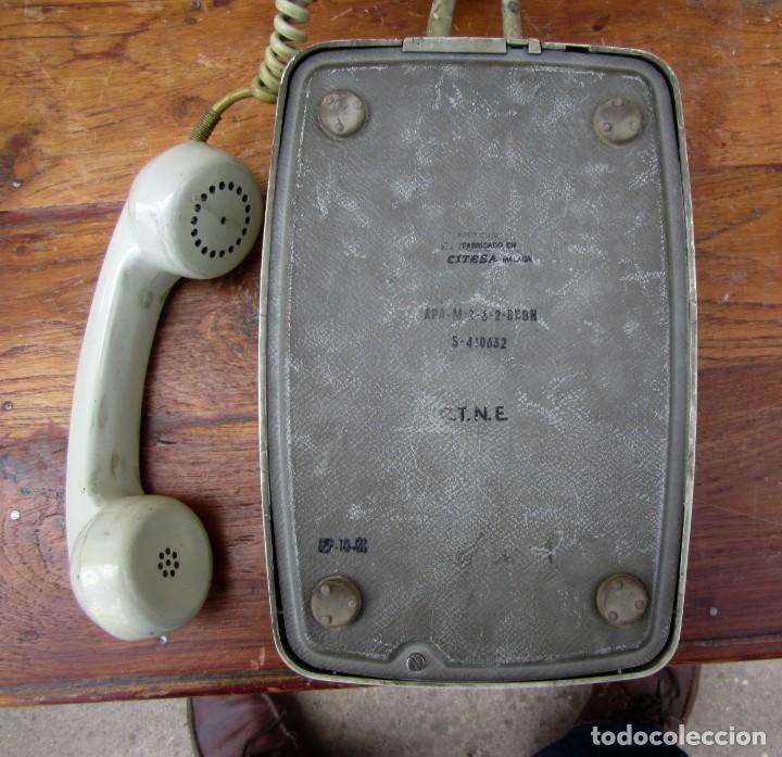 Teléfonos: Telefono gris de CNTE, de 2 lineas de entrada, 6 de salida - Foto 7 - 269118538