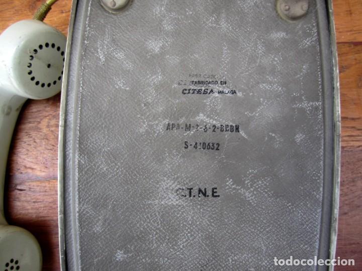 Teléfonos: Telefono gris de CNTE, de 2 lineas de entrada, 6 de salida - Foto 8 - 269118538