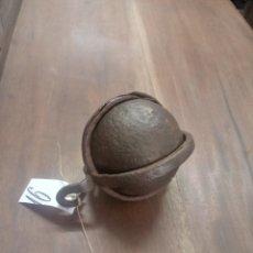 Antigüedades: CONTRAPESO DE BOLA DE CAÑON. Lote 269160748