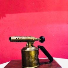 Antigüedades: ANTIGUO SOPLETE SERROT MODELO-J-BARCELONA . NÚMERO 5 . VER FOTOS. Lote 269201123