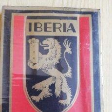 Antigüedades: IBERIA EXTRA LUJO. Lote 269245868