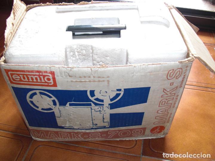 Antigüedades: PROYECTOR CINE SUPER 8 - Foto 2 - 269249373