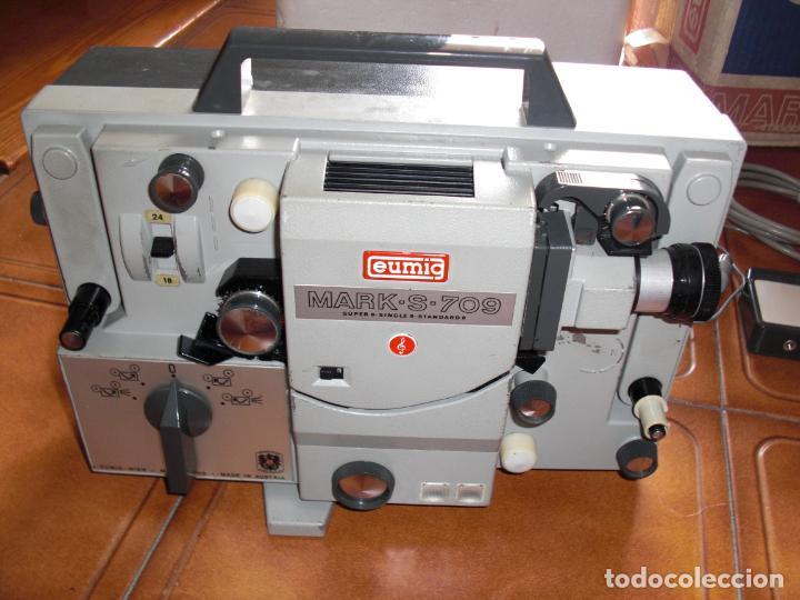 Antigüedades: PROYECTOR CINE SUPER 8 - Foto 3 - 269249373
