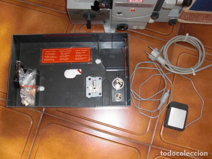 Antigüedades: PROYECTOR CINE SUPER 8 - Foto 9 - 269249373