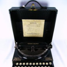 Antiquités: MARCA SMITH PREMIER HOME PORTABLE SERIE ES212743 AÑO DE FABRICACIÓN 1930/33. Lote 269734478