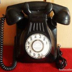 Teléfonos: TELEFONO DE PARED BAQUELITA TELEFONICA COMPLETO. Lote 269939643