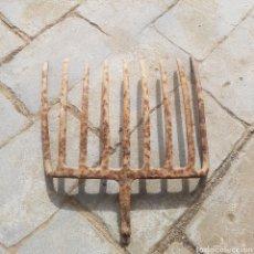 Antigüedades: ANTIGUA FORCA HIERRO FORJADO. Lote 269999233