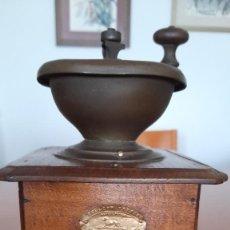 Antigüedades: MOLINILLO DE CAFÈ ( PEUGEOT FRERES ). Lote 270090313