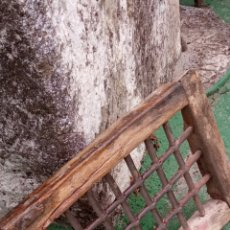 Antigüedades: REJA DE CONVENTO SIGLO XVI. Lote 270127178