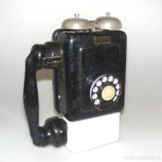 Teléfonos: ANTIGUO TELÉFONO DE PARED STANDARD ELÉCTRICA S.A.(1930) - VER DESCRIPCIÓN Y FOTOS.. Lote 270226373