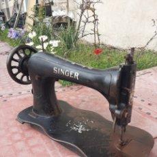 Antigüedades: SINGER VIOLINIST DE 1886. Lote 270248383