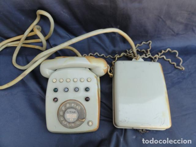 Teléfonos: TELÉFONO CENTRALITA CNTE. CITESA MÁLAGA. - Foto 3 - 270367448