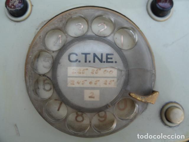 Teléfonos: TELÉFONO CENTRALITA CNTE. CITESA MÁLAGA. - Foto 6 - 270367448
