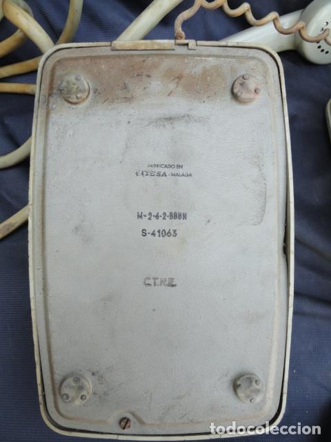 Teléfonos: TELÉFONO CENTRALITA CNTE. CITESA MÁLAGA. - Foto 8 - 270367448