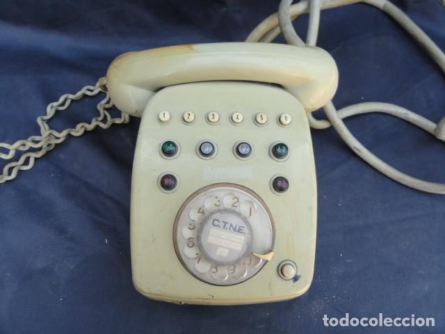 Teléfonos: TELÉFONO CENTRALITA CNTE. CITESA MÁLAGA. - Foto 2 - 270367828