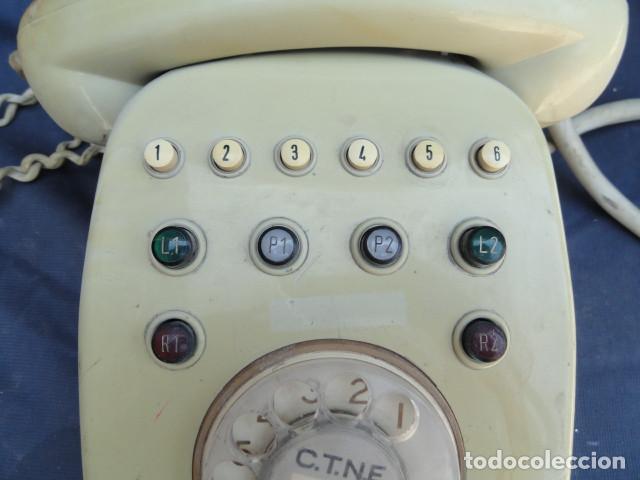 Teléfonos: TELÉFONO CENTRALITA CNTE. CITESA MÁLAGA. - Foto 3 - 270367828