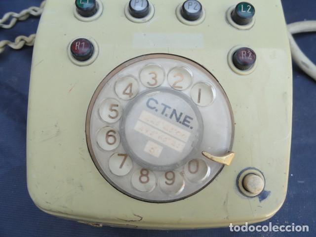 Teléfonos: TELÉFONO CENTRALITA CNTE. CITESA MÁLAGA. - Foto 4 - 270367828