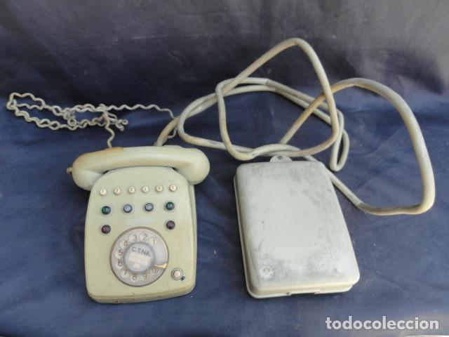 Teléfonos: TELÉFONO CENTRALITA CNTE. CITESA MÁLAGA. - Foto 6 - 270367828