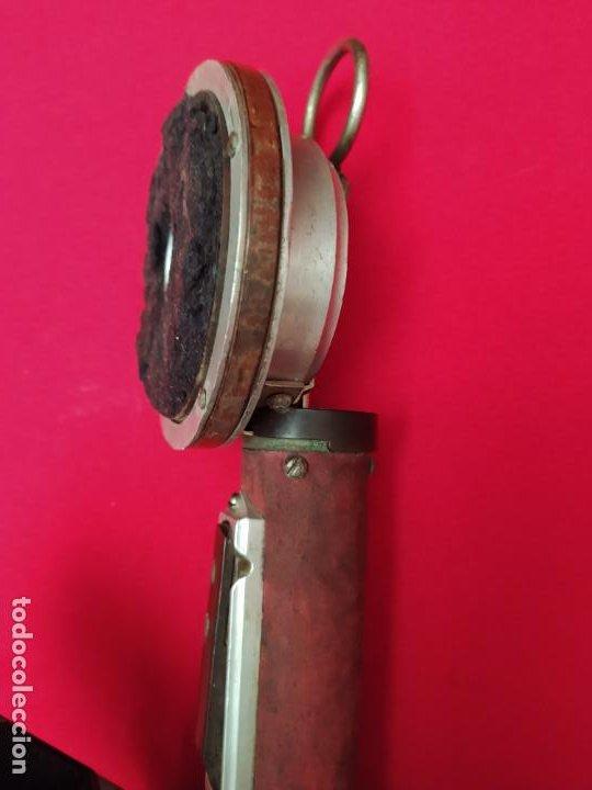 Teléfonos: Teléfono militar 1905 E. Zwietusch & de Co. Alemania - Foto 7 - 270398668