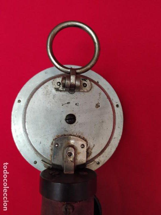 Teléfonos: Teléfono militar 1905 E. Zwietusch & de Co. Alemania - Foto 10 - 270398668