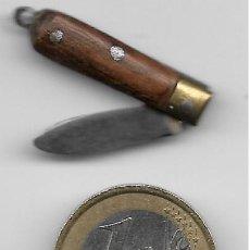 Antigüedades: MINI NAVAJA. Lote 270630953