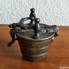 Antigüedades: PONDERAL VASOS ANIDADOS. Lote 270642613