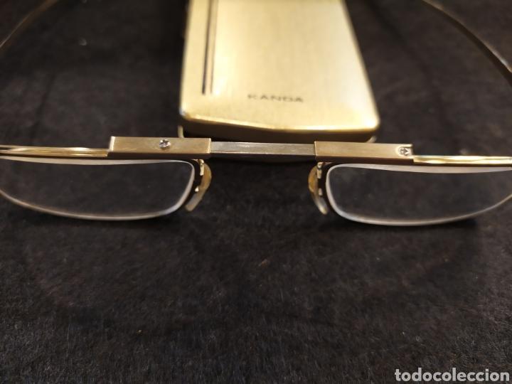 Antigüedades: Gafas plegables de lectura Kanda. Gafas vintage. - Foto 3 - 271373763