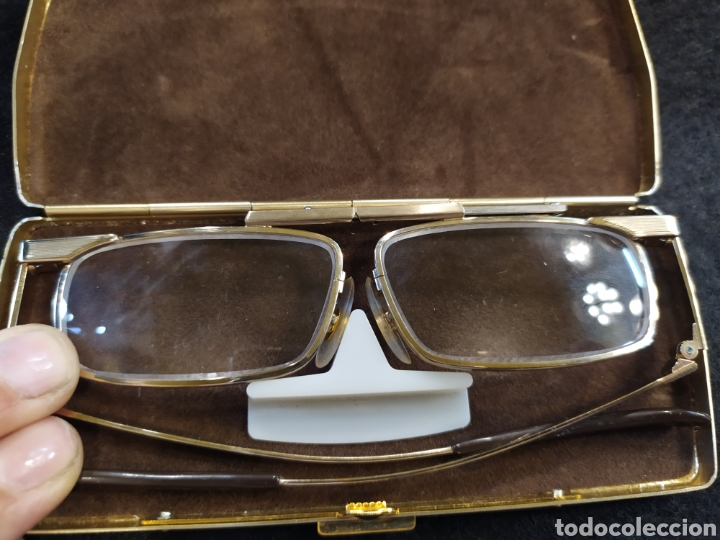 Antigüedades: Gafas plegables de lectura Kanda. Gafas vintage. - Foto 4 - 271373763