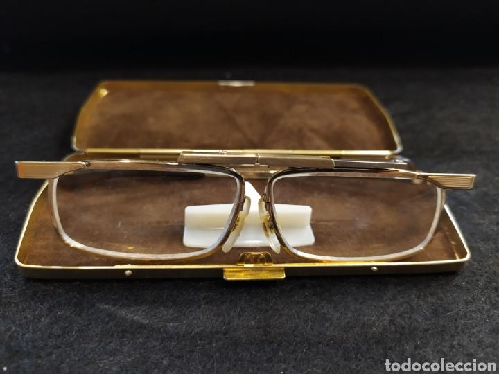 GAFAS PLEGABLES DE LECTURA KANDA. GAFAS VINTAGE. (Antigüedades - Técnicas - Instrumentos Ópticos - Gafas Antiguas)