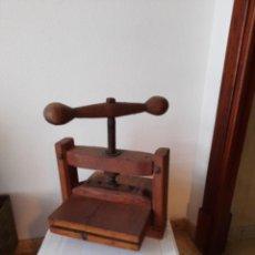 Antigüedades: PRENSA ENCUADERNADOR. Lote 271383058