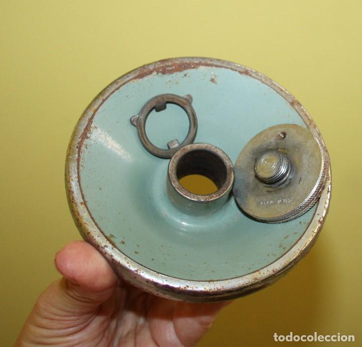 Antigüedades: Rueda de accionamiento de la máquina de coser Alfa 60 - Foto 2 - 271416468