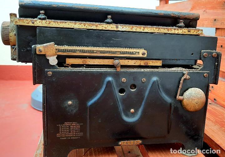 Antigüedades: Máquina de escribir - Foto 4 - 271545048