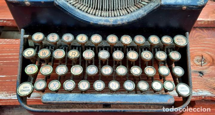 Antigüedades: Máquina de escribir - Foto 5 - 271545048