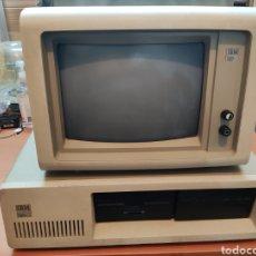 Antiquités: ORDENADOR IBM. PC....5150.. Lote 271569298