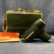 Antigüedades: CAMARA VIDEO MALETIN INSTRUCCIONES INCLUIDAS EUMIG SUPER 8 VIENNETTE 3 MADE IN AUSTRIA TOMAVISTAS. Lote 271609723