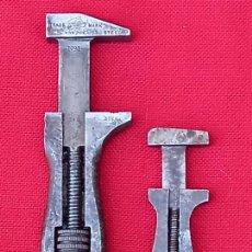 Antigüedades: LOTE DE DOS AUTENTICAS LLAVES INGLESAS ANTIGUAS.. Lote 271682738