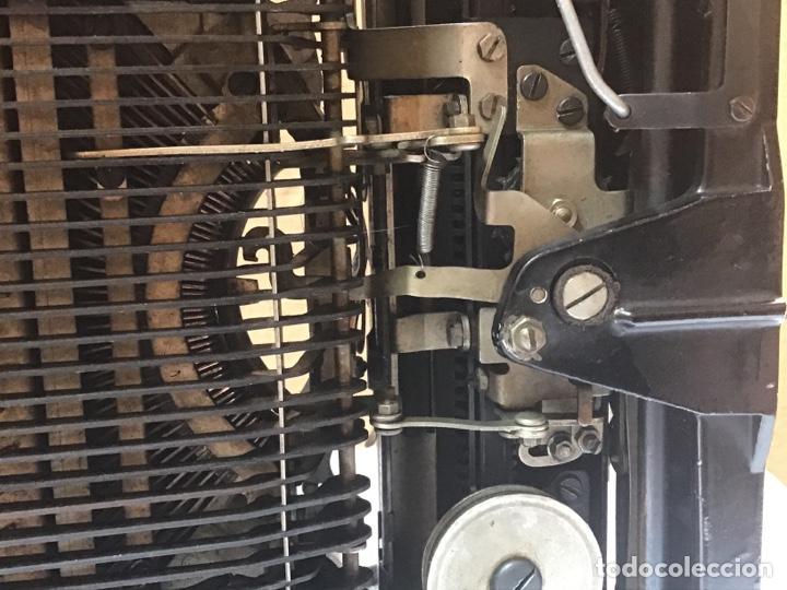 Antigüedades: MAQUINA DE ESCRIBIR REMINGTON 7 NOISELESS - TYPERWRITER - SCHREIBMASCHINE - REF 1 - Foto 9 - 271809853