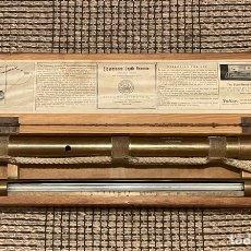 Antigüedades: ANTIGUO MEDIDOR DE PROFUNDIDAD NÁUTICO, SIRGURDSSONS DEPTH RECORDER , AÑO 1910. Lote 272004603