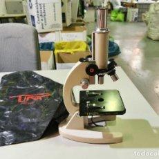 Antigüedades: MICROSCOPIO URA TECHNIC. Lote 272218218