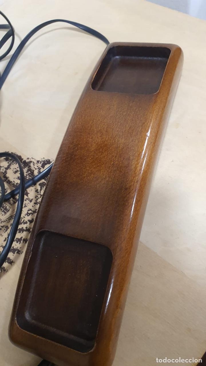 Teléfonos: Teléfono de madera solac - Foto 7 - 272303903