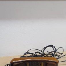 Teléfonos: TELÉFONO DE MADERA SOLAC. Lote 272303903